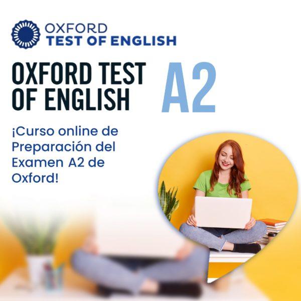 examen oxford nivel a2