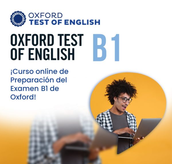 examen oxford nivel b1