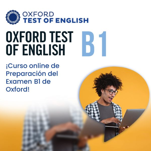 examen oxford nivel b1