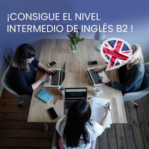 curso online inglés intermedio b1 B2