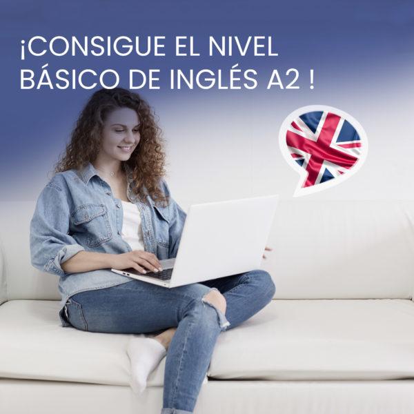 curso online inglés basico A2