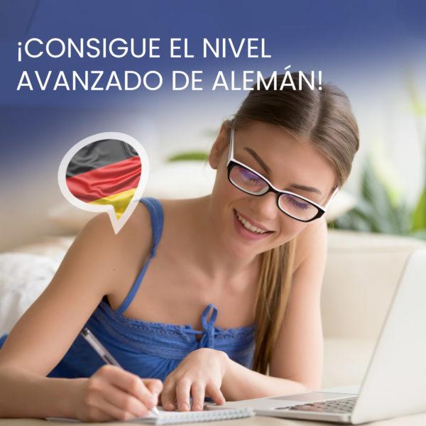 curso online nivel avanzado aleman