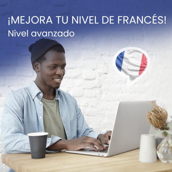 curso online nivel avanzado frances
