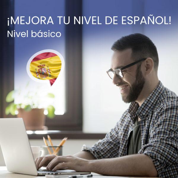 curso online nivel basico español
