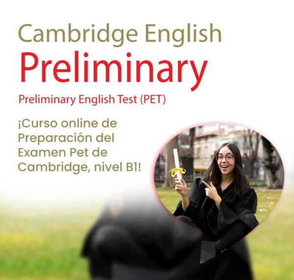 Preparación del PET de Cambridge