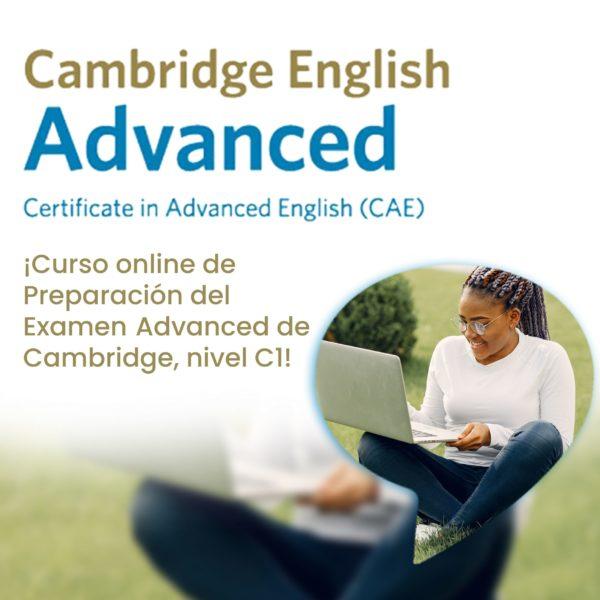 Preparación del ADVANCED de Cambridge. Cursos online de ingles.